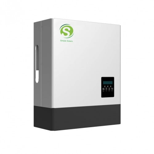 LV Series – Hybrid on/off grid solar inverter with long warranty
