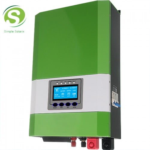 TE Series – Off grid solar inverter wall mounted